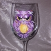Paint on Wine Glasses with Babs